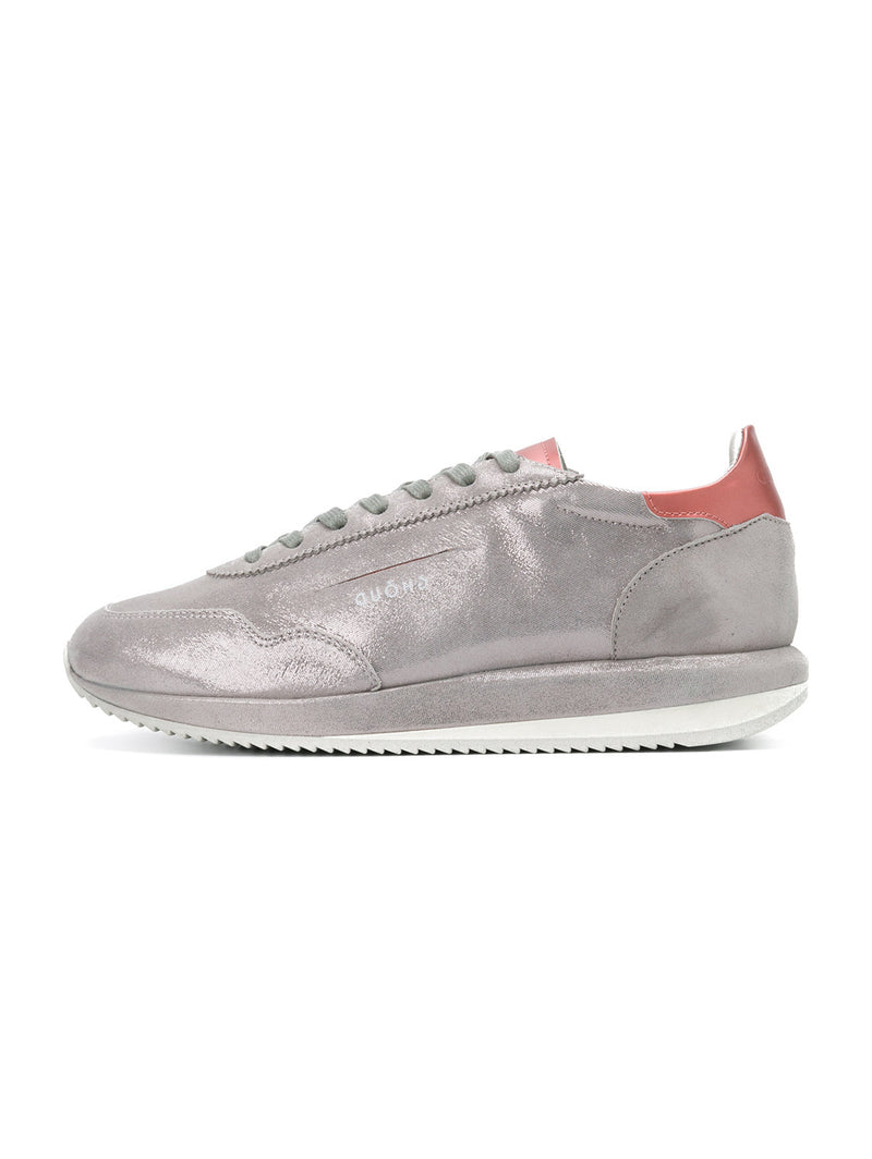GHOUD-SNEAKERS IN PELLE 45MM Grigio-TRYME Shop