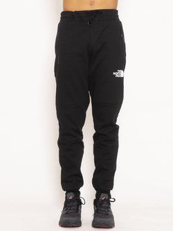 THE NORTH FACE-Pantaloni in Pile - Nero-TRYME Shop