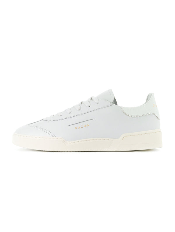 GHOUD-SNEAKERS IN PELLE Bianco-TRYME Shop