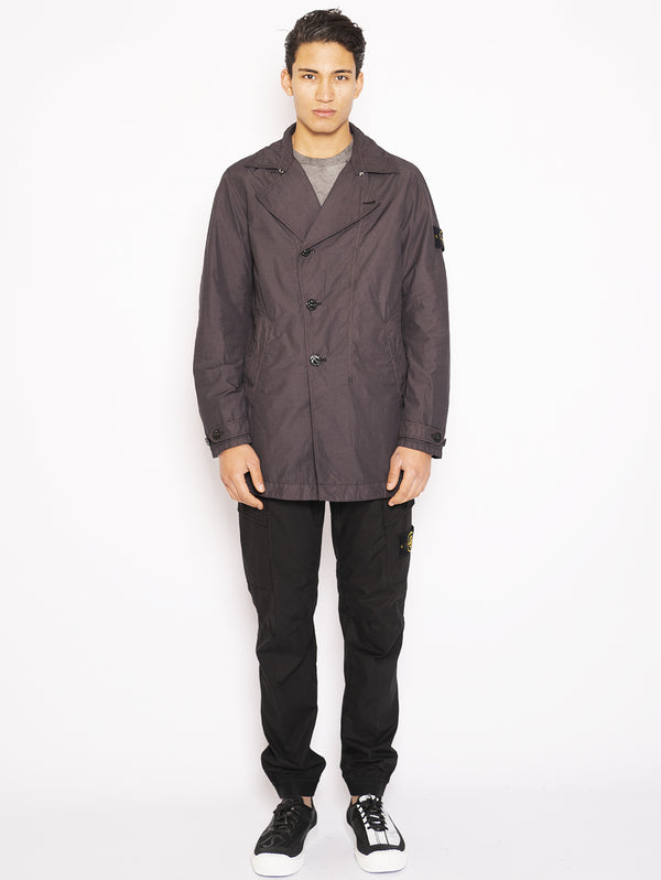 STONE ISLAND-Trench in Naslan Antracite-TRYME Shop