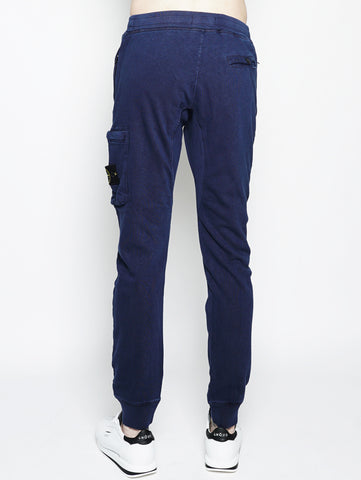 61660 T.CO+OLD PANTALONI JOGGING Blu STONE ISLAND TRYMEShop