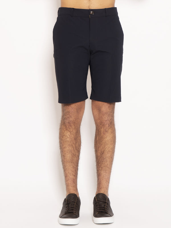 RRD-Bermuda Chino Stretch - Blu-TRYME Shop