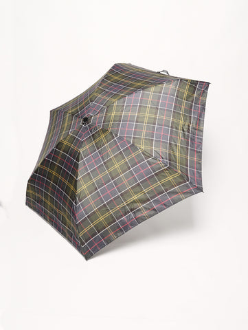Barbour Lady Tartan Handpag Umbrella Classic Tartan Trymeshop.it