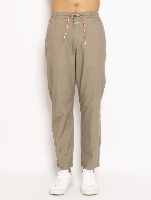 CLOSED-Chino Relaxed Fit Verde-TRYME Shop