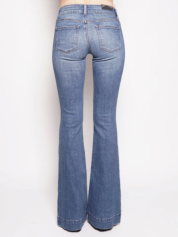 J BRAND LOVE STORY LOW - RISE FLAIRE Denim Trymeshop.it