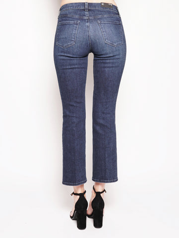 J BRAND SELENA MID-RISE CROP BOOT Denim Trymeshop.it