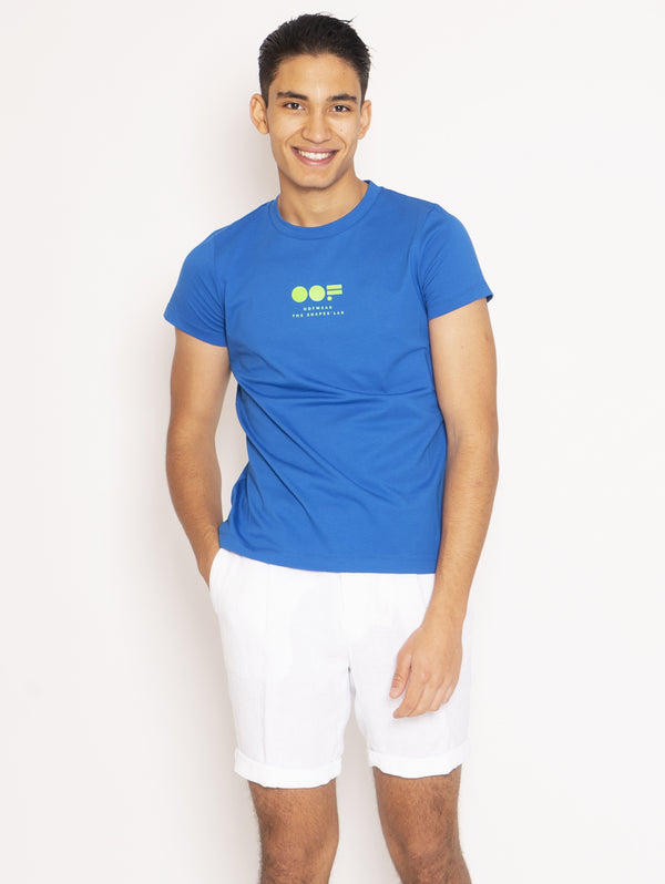 OOF-T-shirt con Stampa Royal-TRYME Shop
