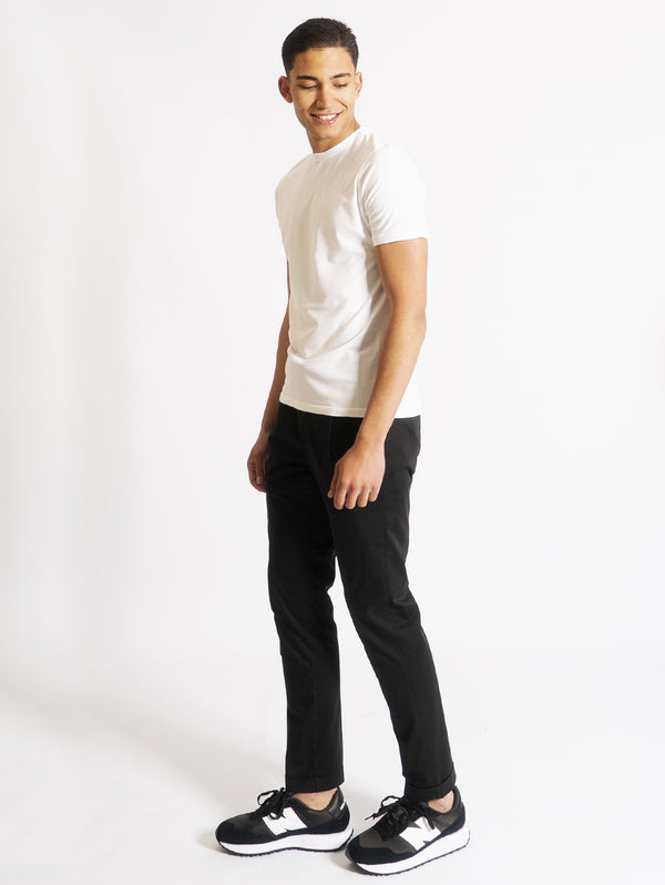 Drawstring Pants (black)