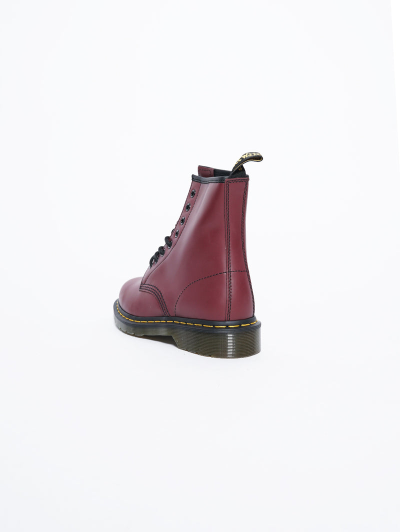 1460 SMOOTH Cherry Red-Scarpe-Dr. Martens-TRYME Shop