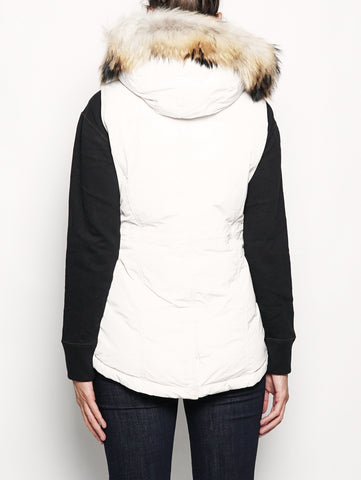 WOOLRICH W'S MILITARY PARKA Ghiaccio Trymeshop.it