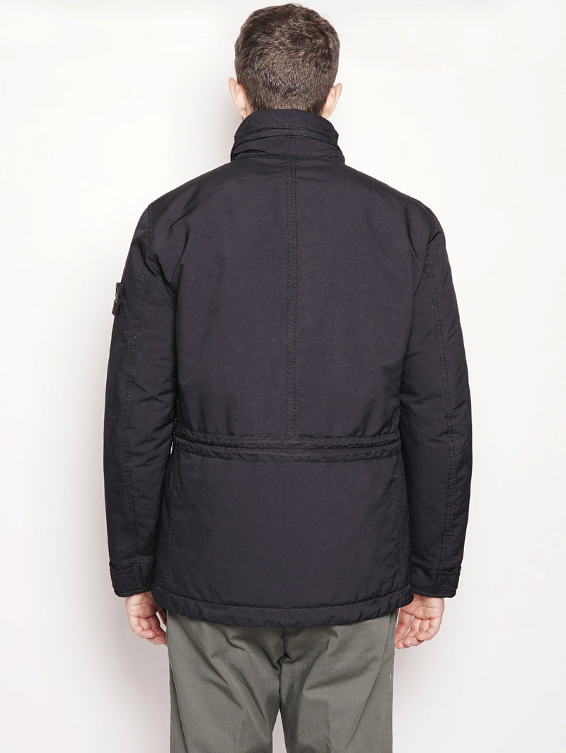 42649 David-Tc With Primaloft Insulation Technology Navy-Jacket-STONE ISLAND-TRYME Shop