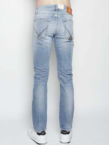 ROY ROGERS 529 Superior Denim Tony Denim Trymeshop.it