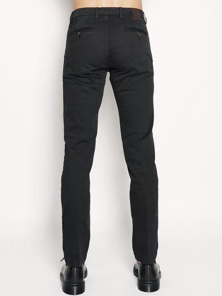 Briglia 1949 Pantaloni chinos casual - BG05 Nero Trymeshop.it