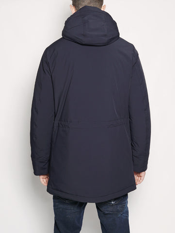 WOOLRICH STRETCH MILITARY PA Blu Trymeshop.it
