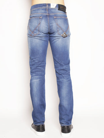 ROY ROGERS Jeans Cult Superior Denim Elast. Nocaine Denim medio Trymeshop.it