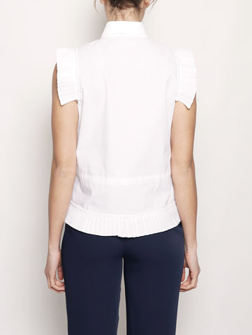 Pinko CAMICIA DI POPELINE Bianco Trymeshop.it