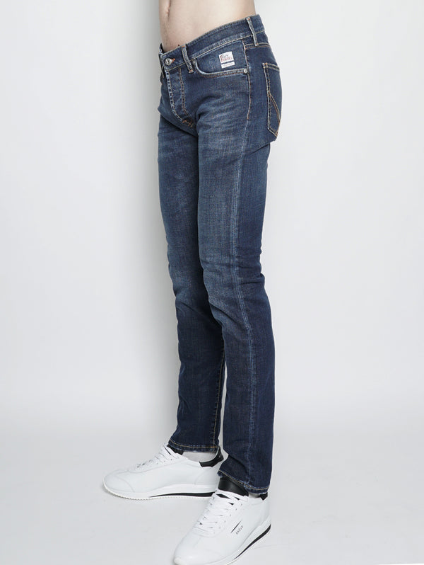 529 Superior Denim Paulo Denim-Jeans-ROY ROGERS-TRYME Shop