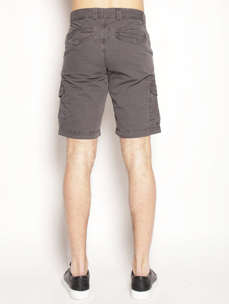 Woolrich CARGO SHORT Grigio Trymeshop.it