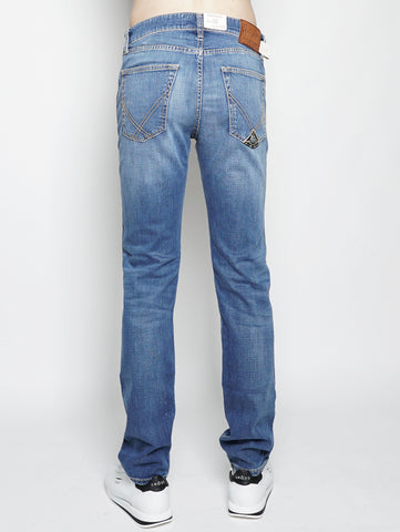 ROY ROGERS 529 Superior Denim Nocaine Denim Trymeshop.it