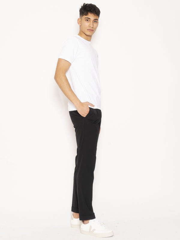 Pantalone Techno Stretch Nero