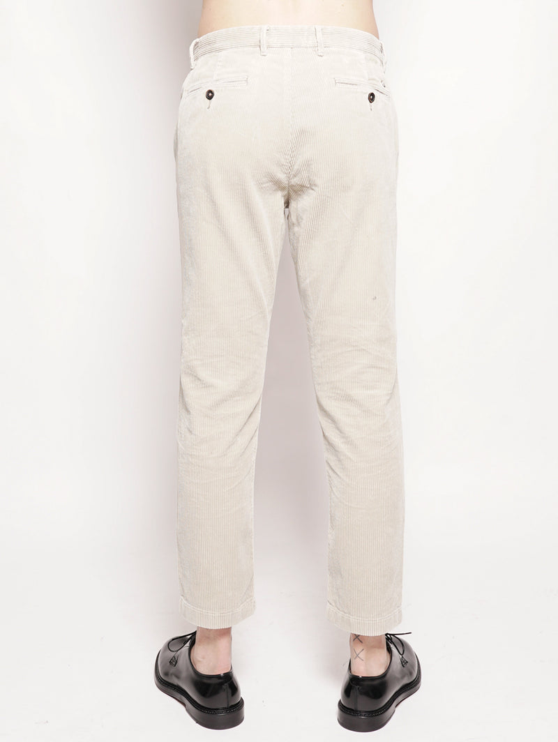 Atelier Cropped Pants Beige-Pantaloni-CLOSED-TRYME Shop