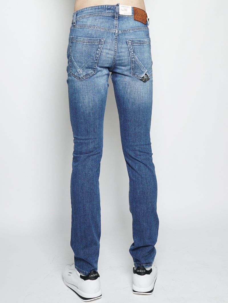 Campa superior denim elast. NICK Denim-Jeans-ROY ROGERS-TRYME Shop