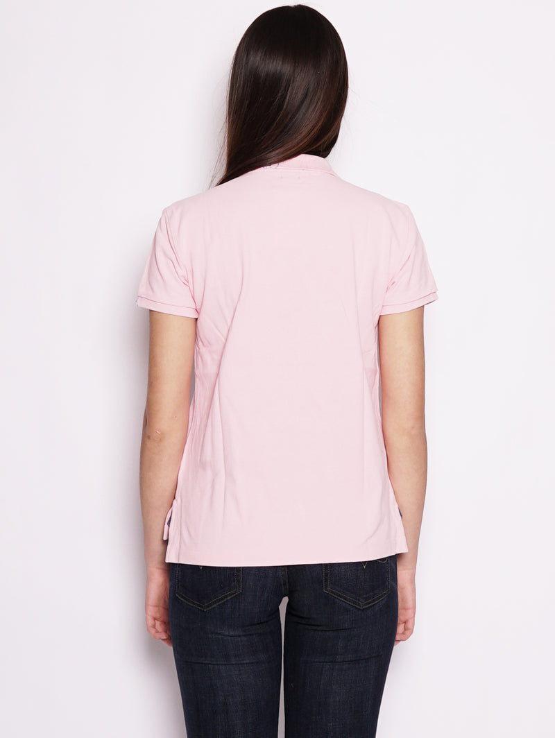 Polo in cotone Classic-Fit Rosa-Polo-RALPH LAUREN-TRYME Shop