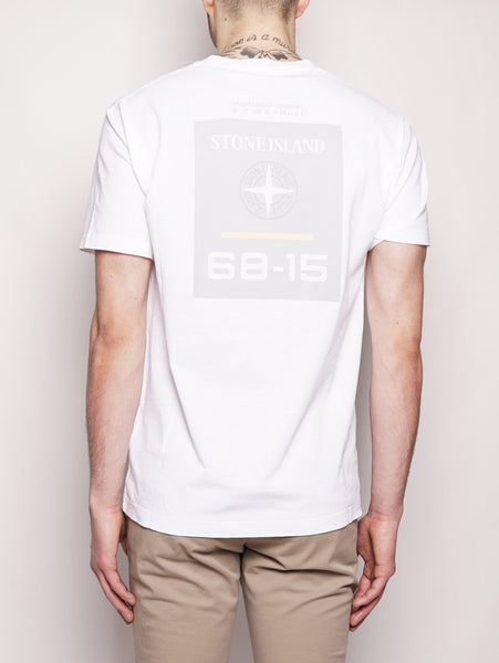 2NS87 GRAPHIC EIGHT Bianco