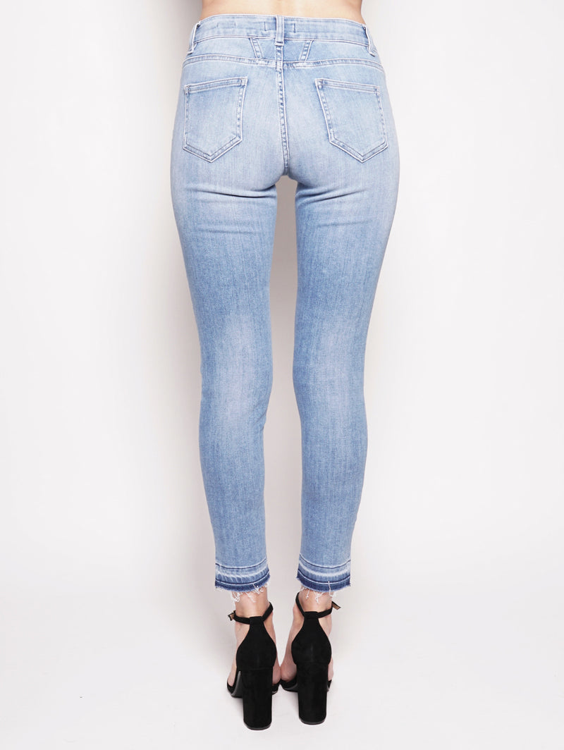Baker Blue Power Stretch Denim Denim chiaro-Jeans-CLOSED-TRYME Shop