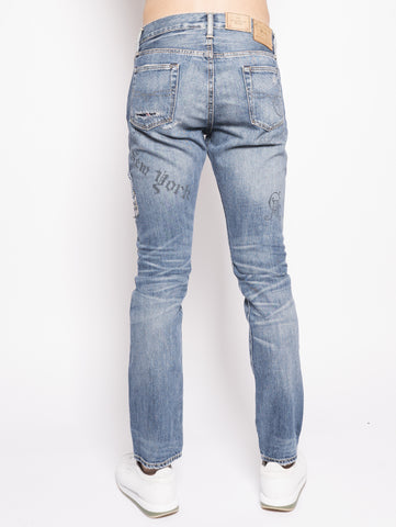 RALPH LAUREN Jeans Sullivan Slim stretch Denim Trymeshop.it