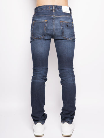 STONE ISLAND Denim in tela stretch - J2ZGA Denim Trymeshop.it
