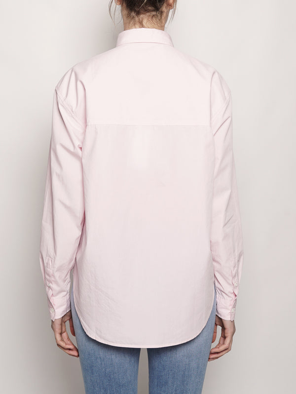 Camicia in popeline di cotone Rosa-Camicie-CLOSED-TRYME Shop