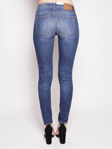 dondup Jeans skinny in denim stretch Denim Trymeshop.it