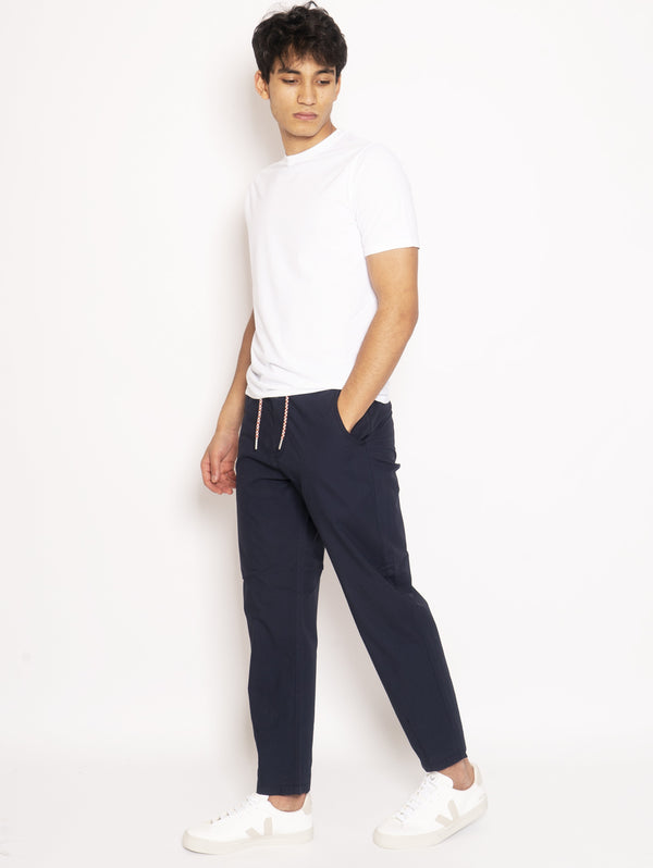 Chino Relaxed Fit  Blu