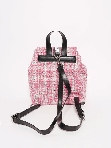 Aspio in tweed Rosa