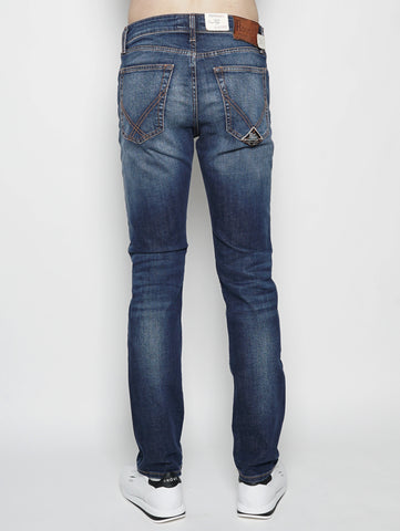 ROY ROGERS 529 Superior Denim Elat. CARLIN - Denim Trymeshop.it