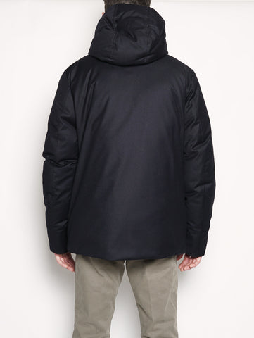 WOOLRICH Lp Mountain Jacket Blu Trymeshop.it