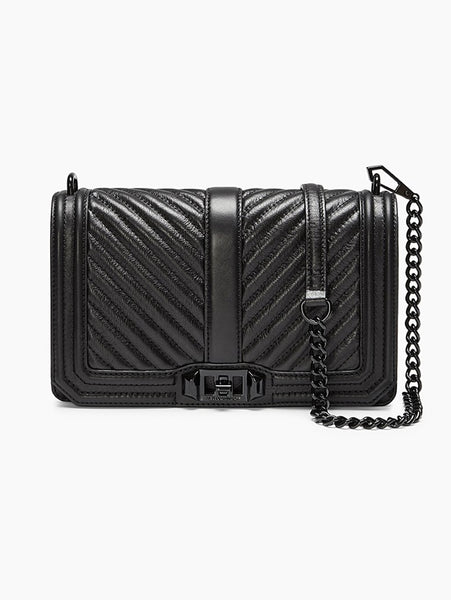 Love Crossbody Nero