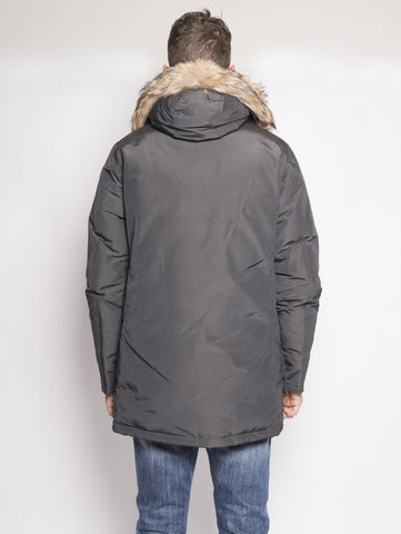 WOOLRICH ARTIC PARKA DF Grigio PHM Trymeshop.it