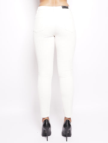 J BRAND Alana High Rise Crop Skinny Ghiaccio Trymeshop.it