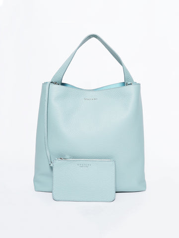 ORCIANI Borsa con borsello B02027 SOFT Acqua Trymeshop.it