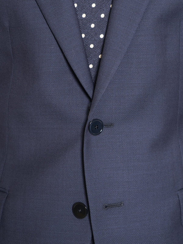 Complete in Fresh Blue Wool