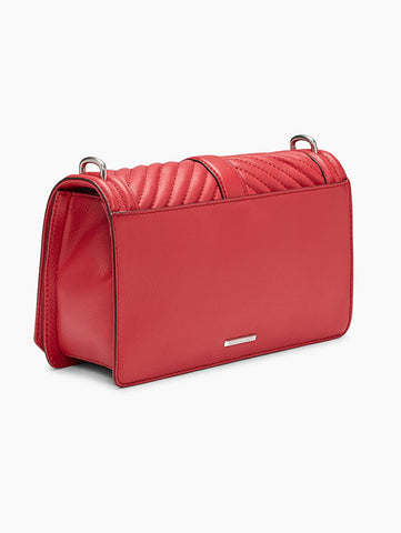 Rebecca Minkoff Love Crossbody Rosso Trymeshop.it