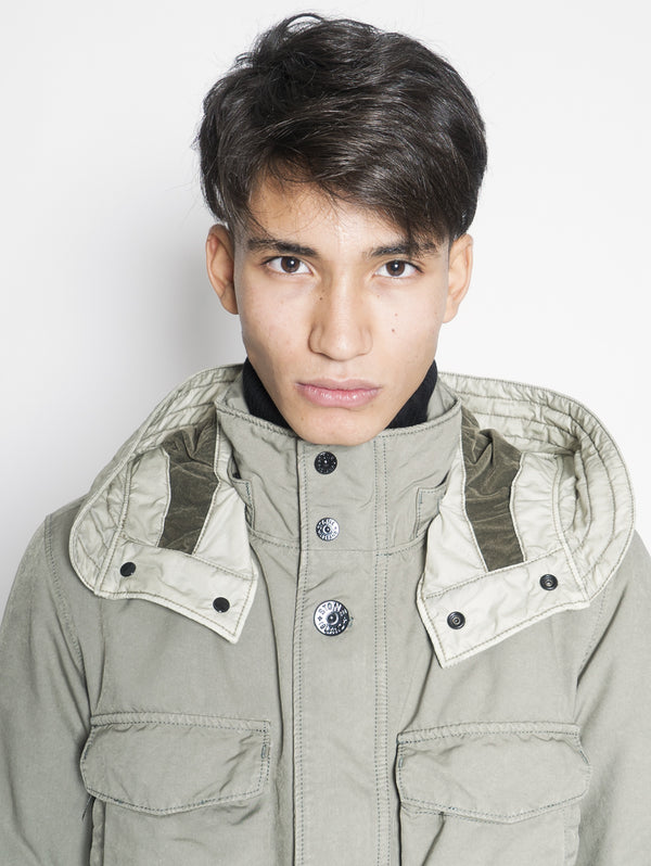 Field Jacket David Tc 41249 Verde