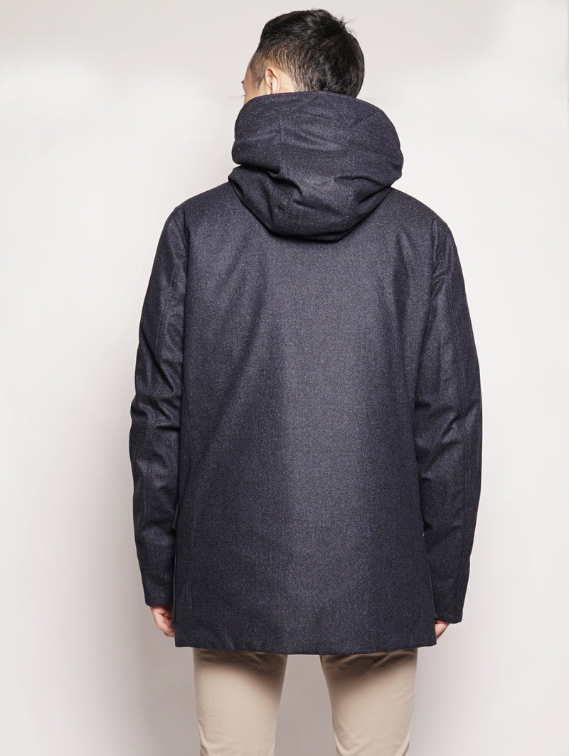 LP Mountain Parka Blu-Parka-WOOLRICH-TRYME Shop