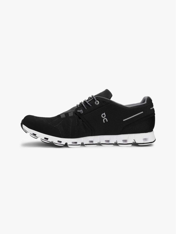 ON-Sneakers Cloud Running Nero-TRYME Shop