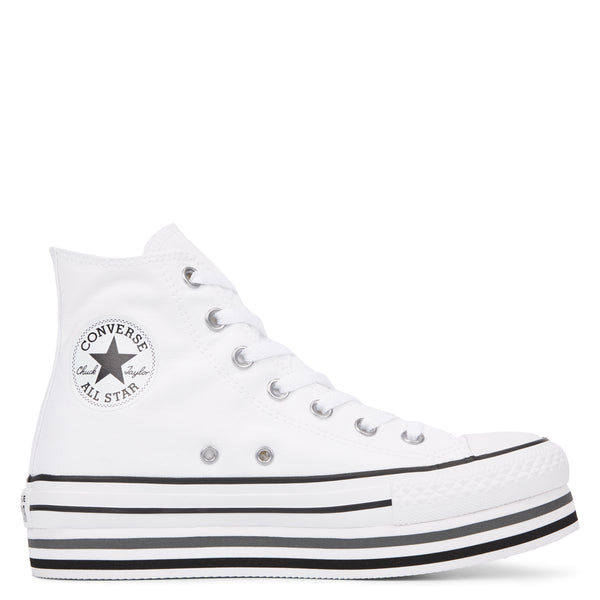 Sneakers  Chuck Taylor Platform High Top Bianco