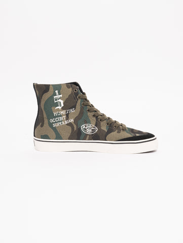 RALPH LAUREN Sneakers Chuck Taylor Verde Trymeshop.it