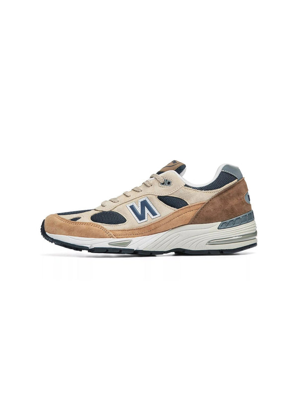 NEW BALANCE-Sneakers 991 Made in England Sand-TRYME Shop