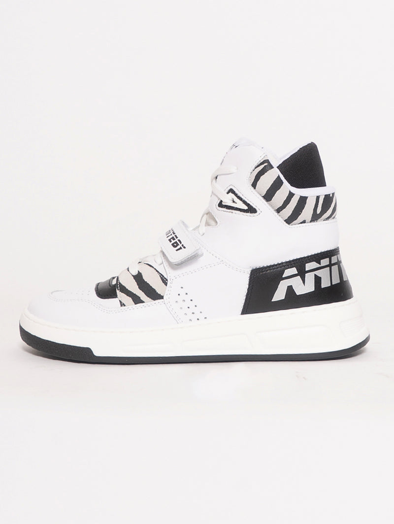ANIYE BY-Sneakers Aniye Basket - Zebra-TRYME Shop